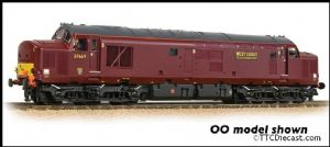 FARISH 371-172 Class 37/5 Refurbished 37669 WCRC Maroon * PRE ORDER £ 114.71 *